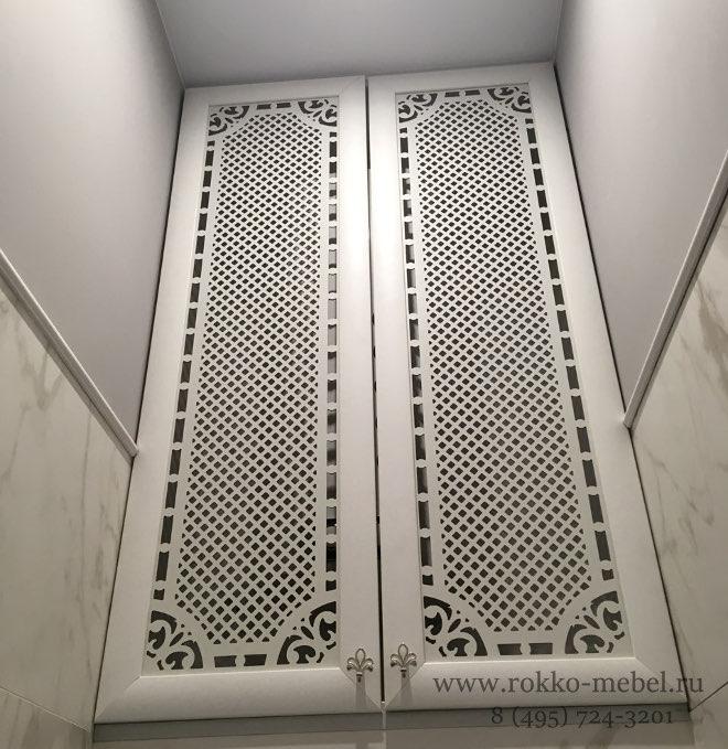 Экраны для радиаторов и батарей отопления